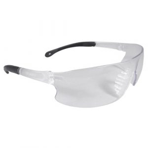 Clear Rad-Sequel Safety Glasses - Clear, Hardcoat (46/Pack) - R3-RS1-10