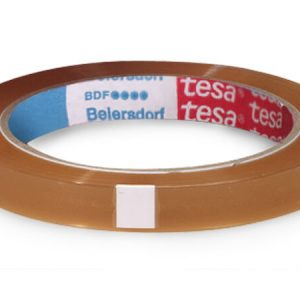 "1/2"" x 72 yds Tesa Clear Tape 3"" Core (10 Rolls)"