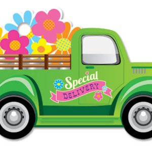 "Special Occasion Theme Cards - Special Delivery Theme Gift Cards 3 -3/4x2 -3/4"" (30 Packs; 6 Cards Per Pack)"