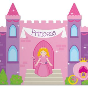 "All Occasion Theme Gift Cards - Princess Castle Theme Gift Cards 3 -3/4x2 -3/4"" (30 Packs; 6 Cards Per Pack)"