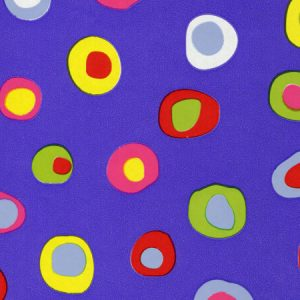 """Special Purchase Counter Rolls - Crazy Dots 24""""x417' Gift Wrap Counter Roll (1 roll)"""