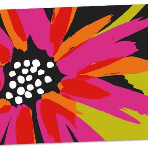 "All Occasion Theme Gift Cards - Brushed Floral Theme Gift Cards 3 -3/4x2 -3/4"" (30 Packs; 6 Cards Per Pack)"
