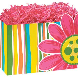 "All Occasion Basket Boxes - large_Citrus Garden Basket Boxes 10-1/4x6x7-1/2"" - (2 Packs; 6 Boxes Per Pack)"