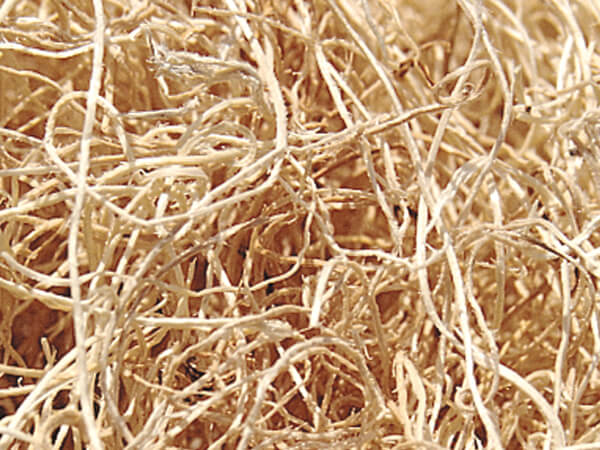 Natural Coarse Wood Excelsior 1/4 Bale Box ~ Aspen Wood Fibers (2 Boxes)