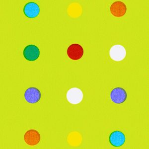 """Birthday Wrap - Party Dots Gift Wrap 24""""x417' Gift Wrap Half Ream Roll (1 roll)"""