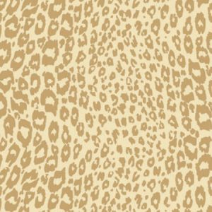 "Animal Print - Golden Cheetah 24""x417' Gift Wrap Half Ream Roll (1 roll)"