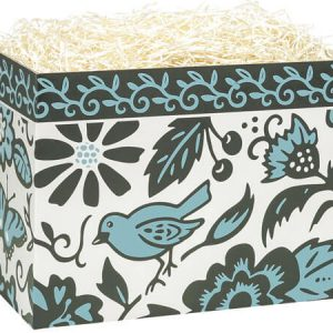 "All Occasion Basket Boxes - large_Morning Melody Basket Boxes 10-1/4x6x7-1/2"" - (2 Packs; 6 Boxes Per Pack)"