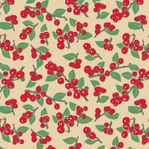 """Red Bird Berries Recycled Tissue 240~20""""x30"""" Sheets Tissue Prints (240 Sheets)"""
