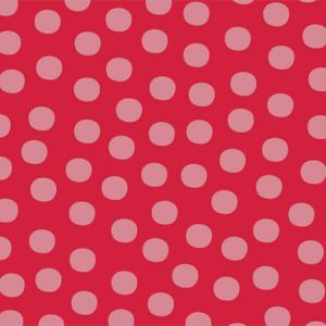 "Berry Twist Dot Recycled 240~20""x30"" Sheets Tissue Prints (240 Sheets)"