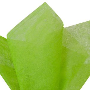 "Apple Green Non-woven Tissue Sheets 100 ~ 20""x26"" Sheets (3 Packs)"