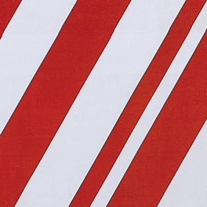 "Peppermint Stripe 24""x85' Recycled Gift Wrap Cutter Box (2 Boxes)"