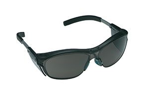 Gray 3M Nuvo Safety Eyewear - Gray, Anti-Fog (14/Pack) - R3-11412-00000-20