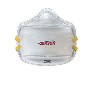 N95 Particulate Respirator, individually wrapped - (6 Packs; 20/Pack) - R3-2130W