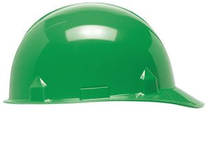 Head & Face Protection - Green Jackson Safety* SC-6 Hard Hats - (6 Each) - R3-14837