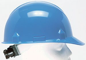 Head & Face Protection - Blue Jackson Safety* SC-6 Hard Hats - (6 Each) - R3-14838