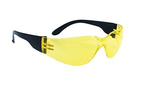 NSX Safety Glasses - Yellow (60/Pack) - R3-5341