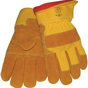 Large 1578B Economy Winter-Lined Work Gloves (14 Pairs) - R3-1578B
