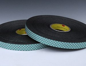 "1"" x 216' 3M™ Light-Duty Double Sided Foam Tape 4052 (1/32"" Thickness)"