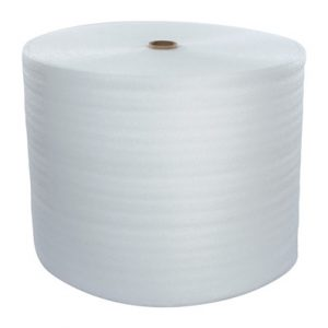 "12"" x 550' Our Own Brand Poly Foam with Perforations (1/8"")"