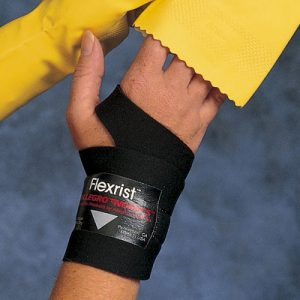 Wrist Support -  Thin Flexrist (2 Supports) - SAFETY-AL-7311