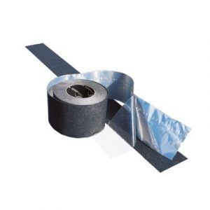 """4"""" x 60' Conformable Foil Backed Anti-Slip Tape - (1 Roll) - SAFETY-ID-SG4104AL"""
