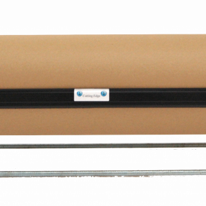 """Kraft Paper Dispenser - Horizontal - with Smooth Blade - Fits 48"""" Roll (1 Dispenser) - EP-5920-48"""