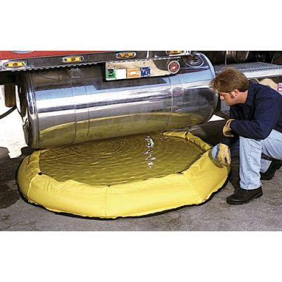Spill Control - 20 Gallon Economy Design Popup Pool - SAFETY-UL-8022