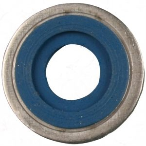 Washers for Cylinder Valves: Aluminum with Viton Sure Seal washers, 100/pkg