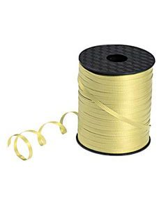 Champagne Curling Ribbon (500 Yds/Roll)- STOR-80337
