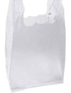 Clear Plastic T-Shirt Bags - Medium (1000 Bags/Case) - STOR-90120