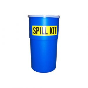 Spill Control - 14 Gallon Oil Only Spill Kit - SAFETY-CE-ASK-20-OP