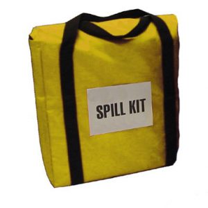 Spill Control - Universal/Chemical Nylon Bag Spill Kit - SAFETY-CE-ASK-20-UN