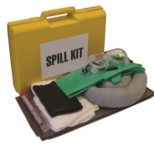 Spill Control - Oil Only First Responder Kit - SAFETY-CE-CSK15