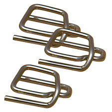 """1/2"""" Steel Strapping Buckles (1,000 Buckles)  - PST-SB-12"""