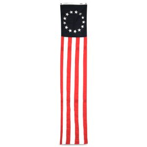 13-Star 20in x 8ft Poly/Cotton Flag Pull Down by Valley Forge - FG-HBRPD_VF