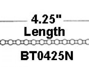 "4.25"" Beaded Cable Ties (3000 Cable Ties) - BT0425N"