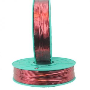 4,000 ft. Decorative Red Twist Tie Ribbons (10 Spools) - 20-4000-Red
