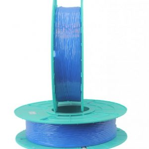 2,000 ft. Polycore Blue Non-Metallic Twist Tie Ribbons (12 Spools) - 17-2000-Blue
