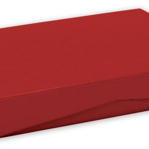 """Red Pop-Up Gift Card Boxes, 4 5/8 x 3 3/8 x 5/8"""" (50 Boxes) - BOWS-503-POP-1"""