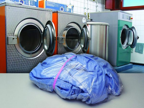 dissolvable laundry bags