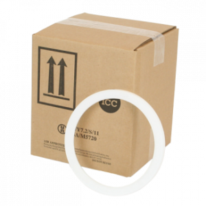 1 Gallon Economy Can Shipper Kit w/ Ringlok (No Can) (No Insert) - COM-PK-GALE