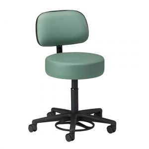 Palm Coast Hands-Free Stool with Backrest - CL-2145-21