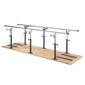 10' Bariatric Parallel Bars, used for Physical Therapy - CL-3-2106
