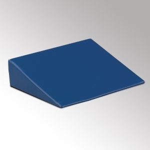 18 x 24 x 6 Royal Blue Wedge, used for Physical Therapy - CL-56