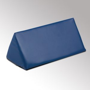 16 x 8 x 8 Royal Blue Wedge, used for Physical Therapy - CL-58
