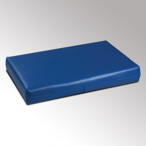 13 x 20 x 3 Royal Blue Large Pillow, used for Physical Therapy - CL-60