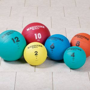 8 LB. Superior Quality Medicine Ball - CL-8208