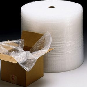 """12"""" x 250' Sealed Air® Bubble Wrap® Brand Limited Grade Cushioning (1/2"""")"""