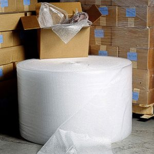 """24"""" x 125' Sealed Air® Bubble Wrap® Brand Strong Grade Cushioning (1/2"""")"""