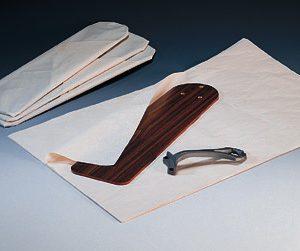 """20"""" x 36"""" Industrial Grade Tissue Paper Sheets (16 lb.) (1666 per carton)"""